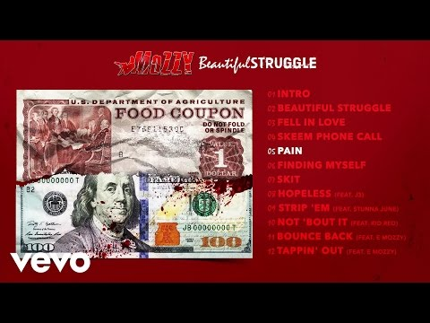 Mozzy - Pain (Audio)