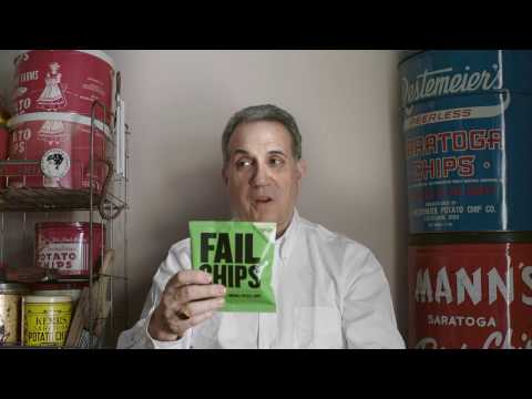 Born From Failure: The World's Tastiest Mistake