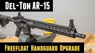 Freefloat Handguard Upgrade Step-by-Step