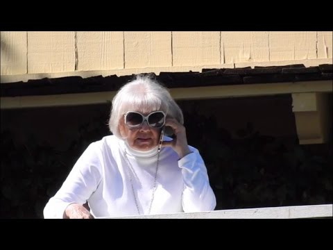 Doris Day Gets Emotional After Being Serenaded By Fans for 92nd Birthday