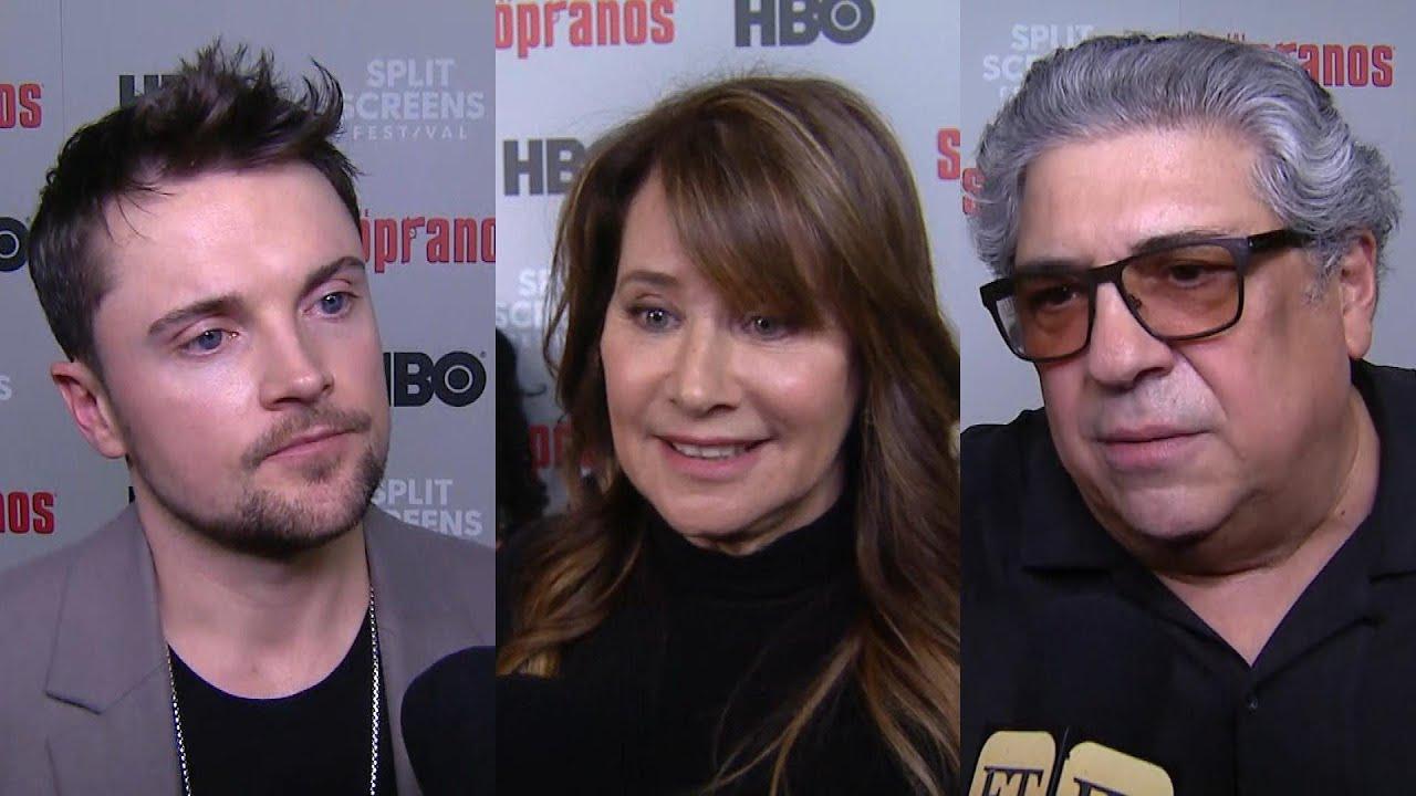 The Sopranos Cast Shares Their Favorite Memories of James Gandolfini  (Exclusive)