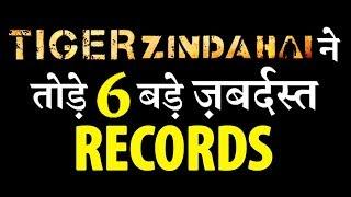6 Records Created By Tiger Zinda Hai At Box Office!