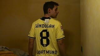 Unboxing - Borussia Dortmund Home Kit 2013/14 #8 Gündogan | SergioLiveHD
