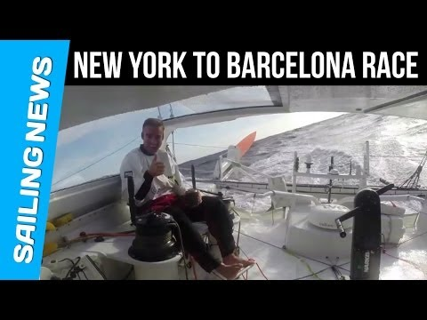 New York to Barcelona Race | DAY 5 | Highlights
