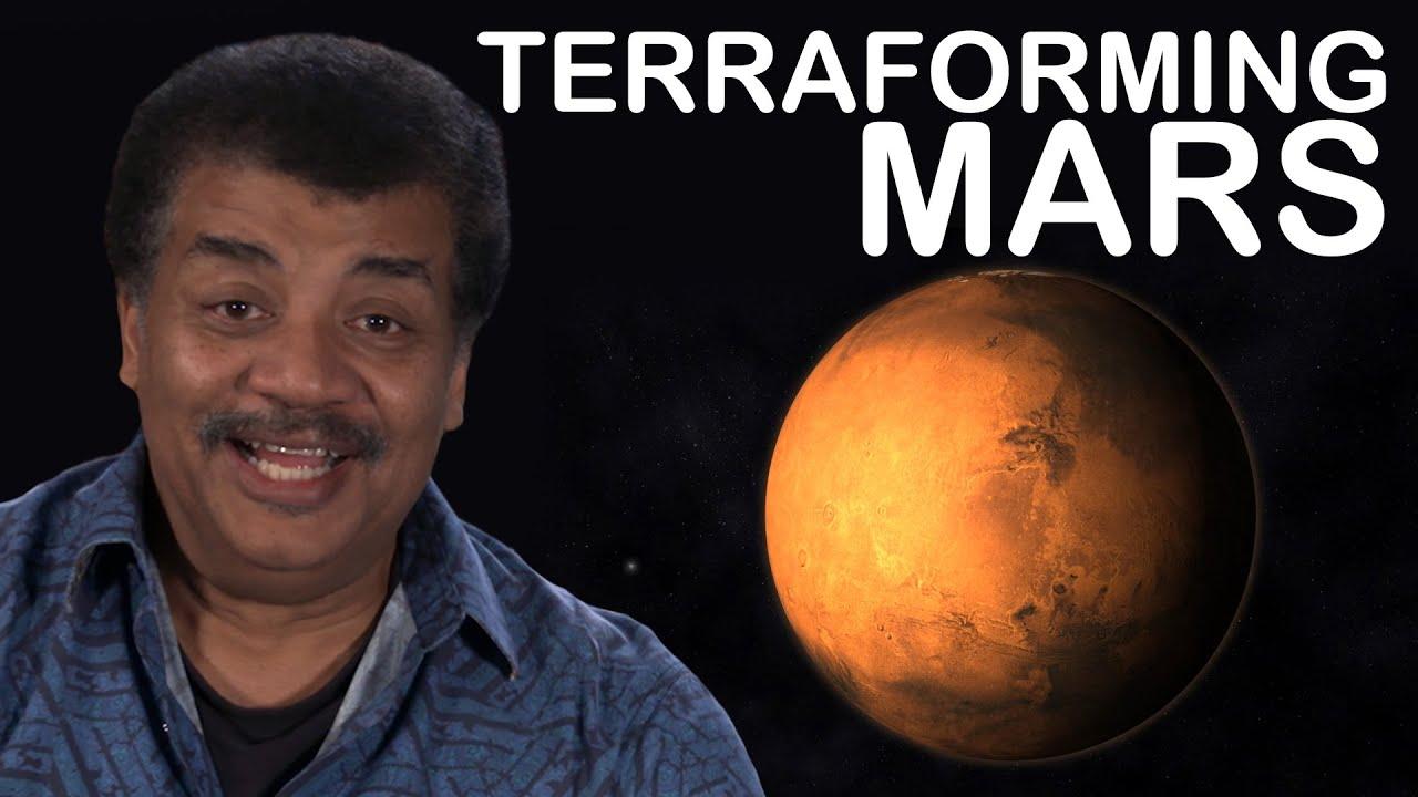 Download Terraforming Mars with Neil deGrasse Tyson
