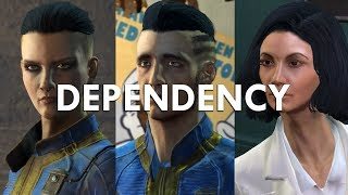 Fallout 4 Dependency Recruiting Tina De Luca Different Outcomes