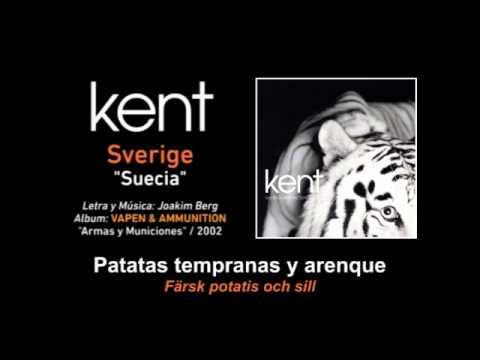 "KENT — ""Sverige"" (Subtítulos Español - Sueco)"