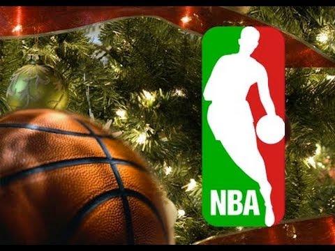 NBA Christmas Day 2012 Preview [HD]
