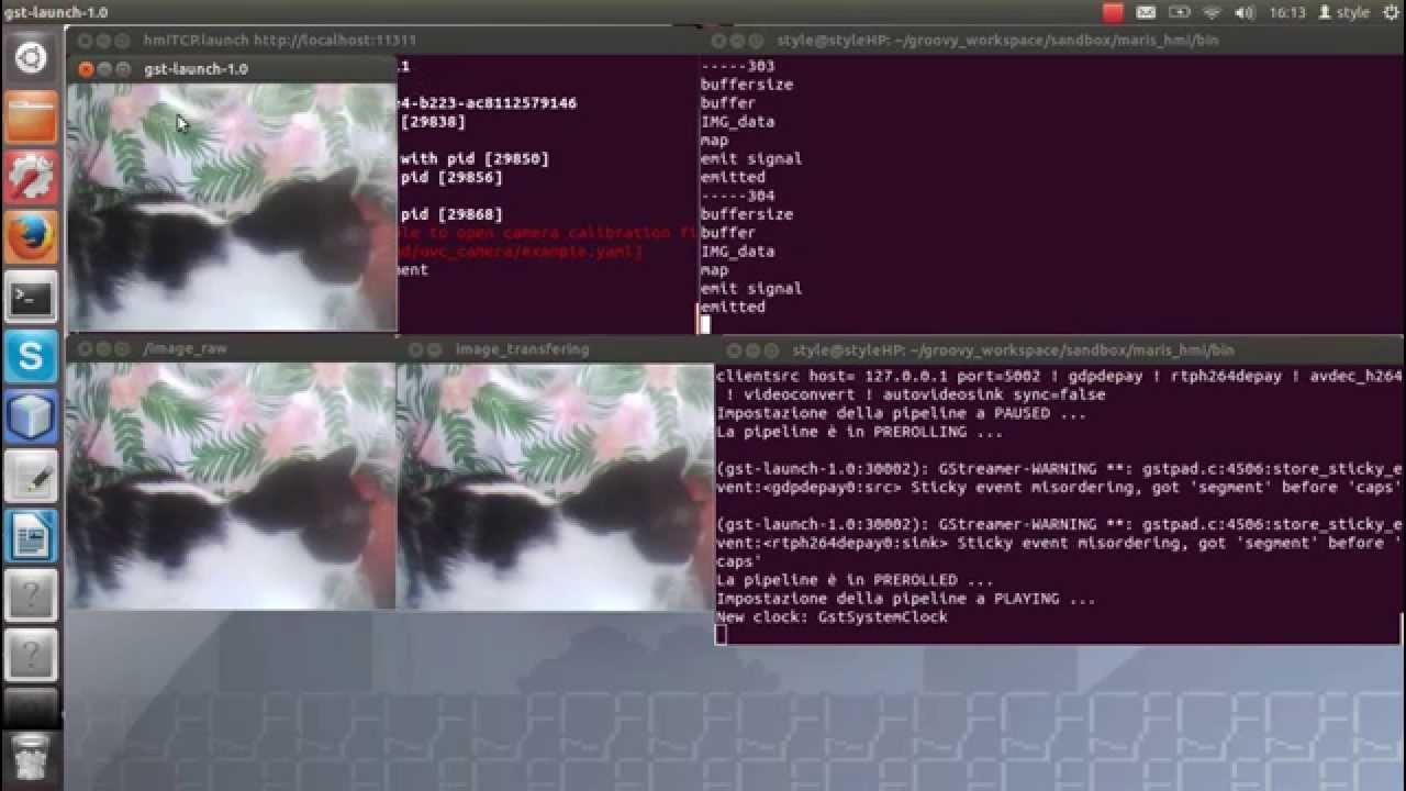 Gstreamer encoding H264 feeding appsrc element with Opencv frames by  Bitstyle