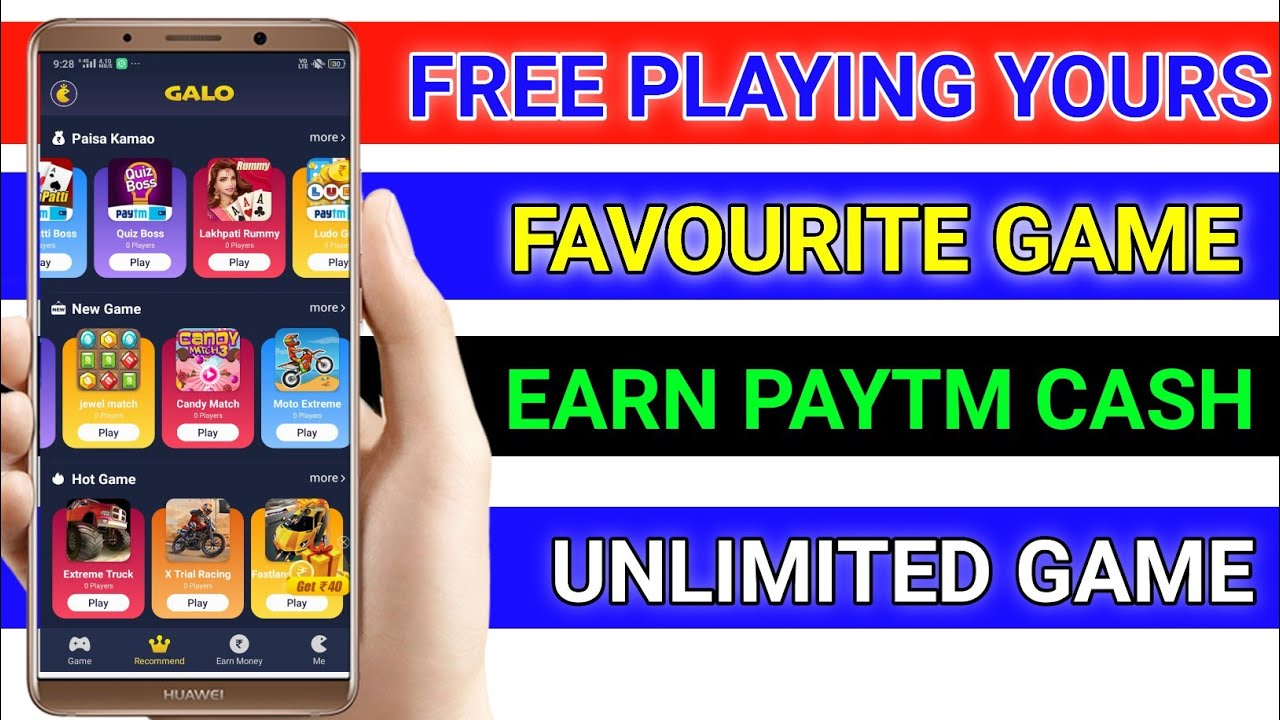 Free Money Playing Games