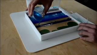 Работа с эпоксидной смолой. часть 1 Working with epoxy resin. part 1