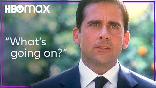 Cal Meets Hannah's Boyfriend | Crazy Stupid Love | HBO Max