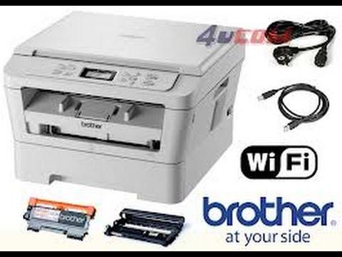 Brother DCP-7055 Printer Drivers Windows 7