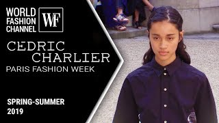 Cedric Charlier spring-summer 2019 Paris fashion week