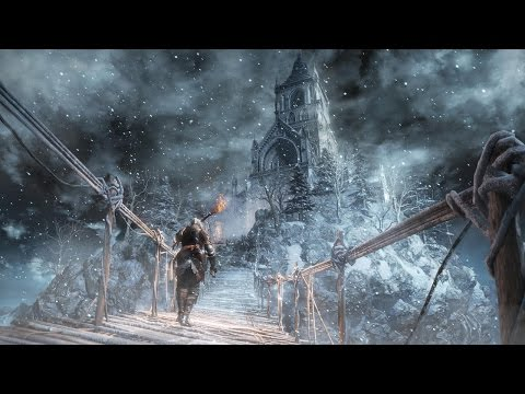 Dark Souls 3 DLC - Entering the Painted World of Ariandel - IGN Plays Live