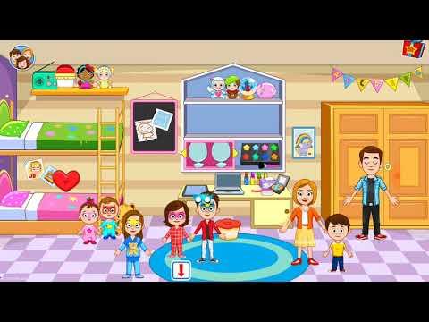 Семейный дом мультфильм