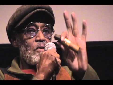 Audience Q+A with Melvin Van Peebles