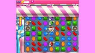 Candy Crush Saga level 483 3 stars
