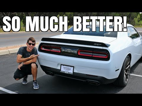 BIG NEWS + Dodge Challenger Taillight & Side Marker Tints [Luxe Auto Concepts]