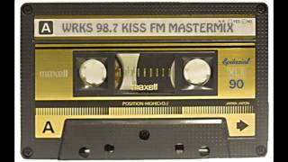 WRKS 98.7 KISS FM Mastermix Part 2 Shep Pettibone