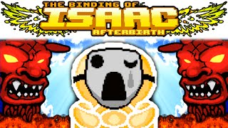 The Binding Of Isaac AFTERBIRTH GOD MODE THE MASKED VS THE SOULLESS
