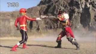 (FAN-MADE) PRSM: Red Ranger vs. Vrak