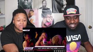 Megan Thee Stallion - Hot Girl Summer ft. Nicki Minaj & Ty Dolla $ign  REACTION!!