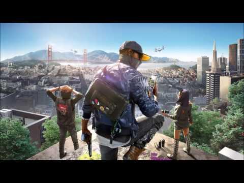 "Watch Dogs 2 trailer song ""N.E.R.D. - Spaz"" (Full HD)"