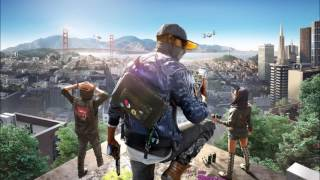 "Watch Dogs 2 trailer song ""N.E.R.D. - Spaz"" (Full HD)"