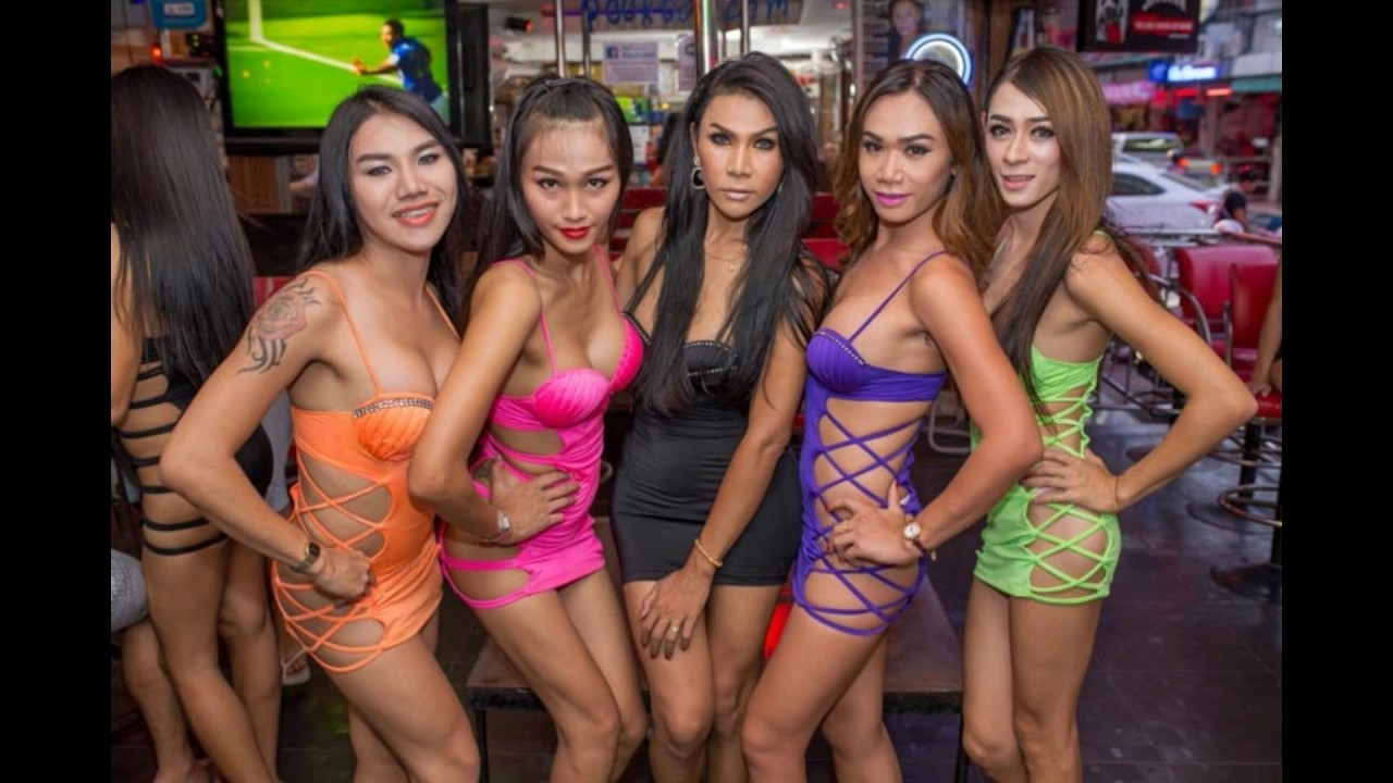 Thailand Gogo Bars Clothing Research - Youtube-1595