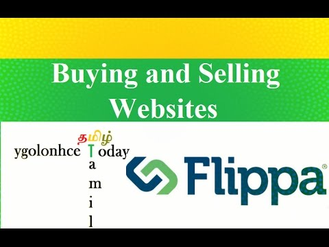 How to Sale Established Websites in Online – Tamil Tech Help