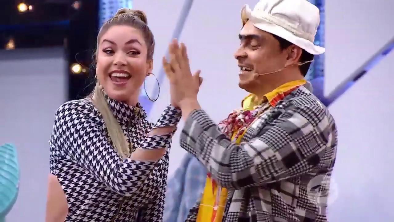 Download Nataly Umaña y Alejandro Estrada en The Susos Show Parte 1 - Caracol Tv