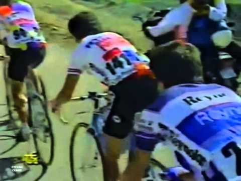 Vuelta a España 1989 - Cerler