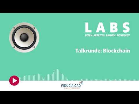 Talkrunde: Blockchain - viel Wind um nichts?
