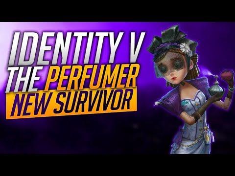 The Perfumer - NEW SURVIVOR - Identity V
