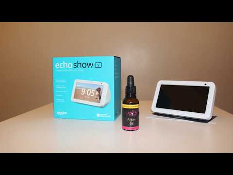 Amazon Echo Show 5 From Argos | Unboxing | Full Tour | Whats In The Box