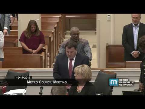 10/17/17 Metro Council Meeting