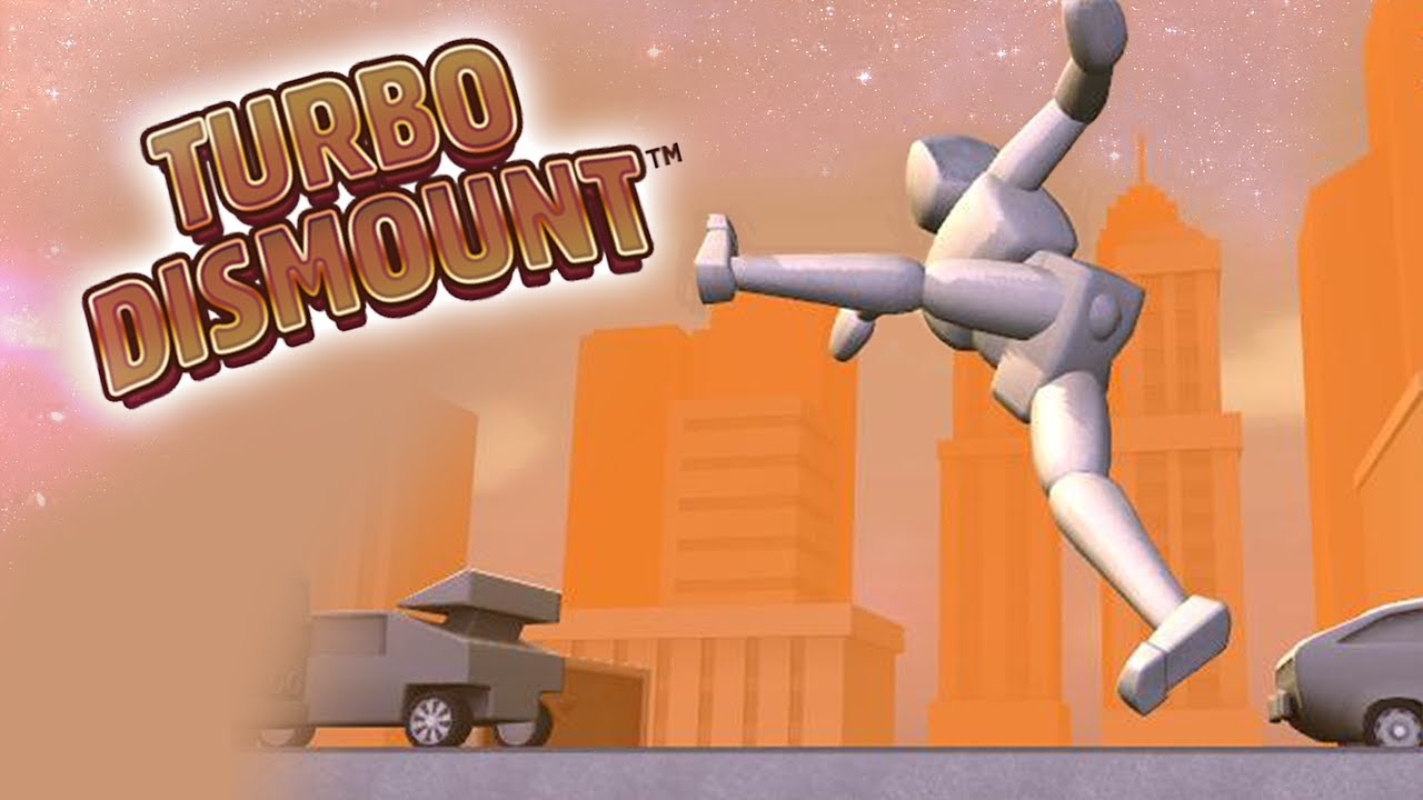 Turbo Dismount! (Web Preview) - YouTube