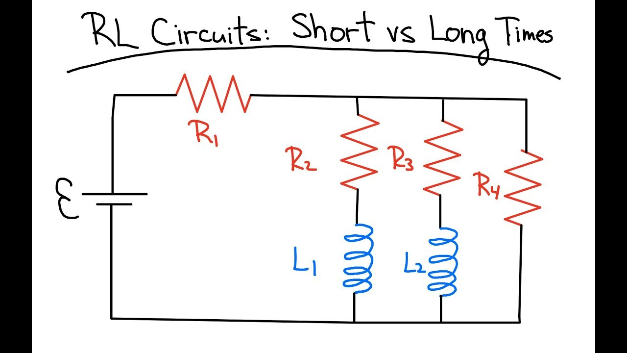 Parallel Rl Circuit Great Installation Of Wiring Diagram Series Vs Circuits Youtube Short Long Time Rh Com Calculator