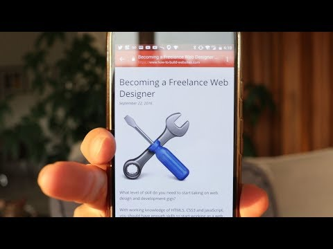 Becoming a Freelance Web Designer