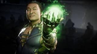Mortal Kombat 11 Shang Tsung Gameplay
