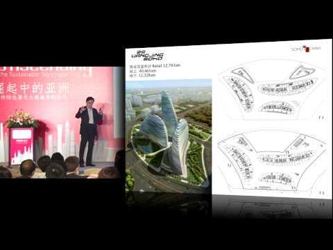 "CTBUH 2012 年上海全球会议 - 阴杰, ""在中国开发高端商业项目"""