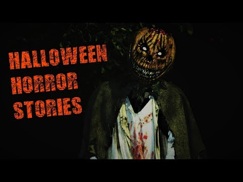 3 Chilling Halloween Horror Stories *Halloween Special 2018*