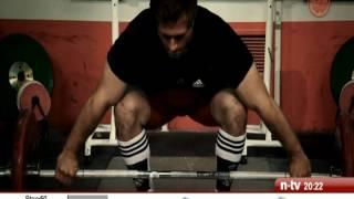Welt der Wunder - Thema Körpergrenzen (RSG, Gewichtheben, Leichtathletik)