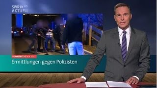 Erschreckendes Video über brutale Polizeigewalt in Stuttgart