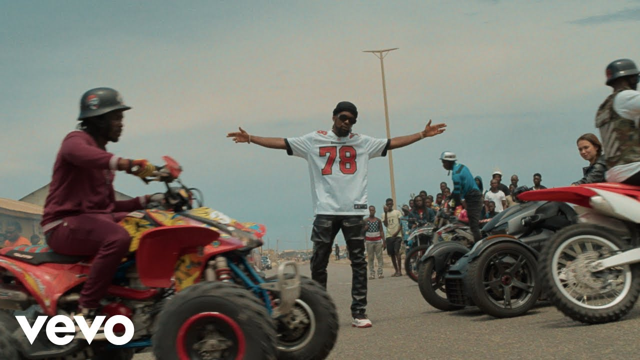 Download Patoranking - Celebrate Me (Official Video)