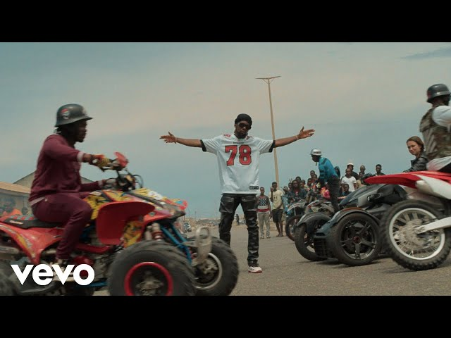 Patoranking - Celebrate Me (Official Video)