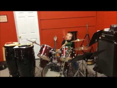 Drum and Guitar Lessons Feature