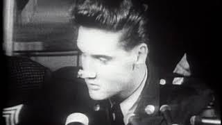 American Bandstand 1964-Host Moment Elvis Presley Part 3