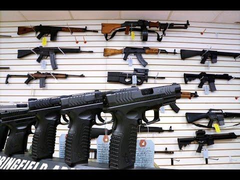 Оружейные магазины в Америке. Оружие в Америке. Где купить оружие в Америке. 1 серия.